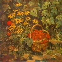 le panier de groseilles by anatoli fomine
