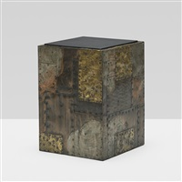 cube table, model pe 20 by paul evans