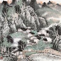 山村 by xu jiayu