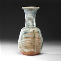 large floor vase by karen karnes