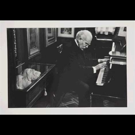 arturo toscanini by david chim seymour