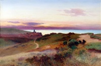 a view of cromer by leopold rivers