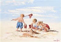 building sandcastles by lorna millar