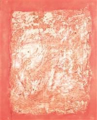 composition rouge by rené guiette