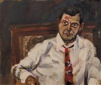 portrét josefa vinkláře by josef jira