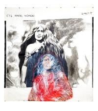 572 maori. women by robyn kahukiwa
