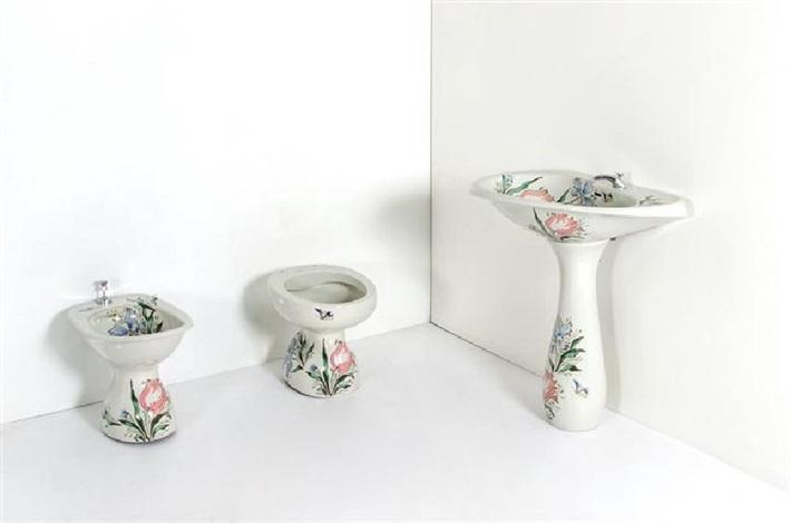 Set da bagno by antonia campi on artnet