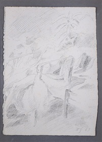 figura seduta by james mcgarrell
