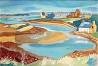 paysage de bretagne by yves alix