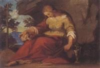 heilige maria magdalena by adam huber