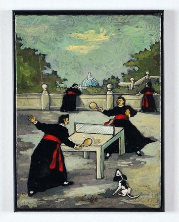 partita di ping pong by nino caffè
