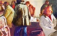 jumble sale by tibor csernus
