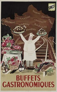 buffets gastronomiques by hervé baille