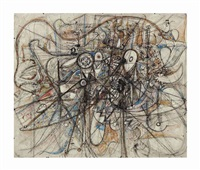 ascending dove by richard pousette-dart
