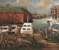 harbour by alex mckenna