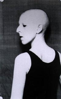 autoportrait, cheveux rasés by claude cahun