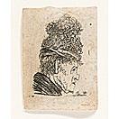 portrait of a man by rembrandt van rijn