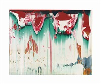 fuji by gerhard richter
