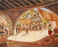 mercado by emilio aliaga romagosa
