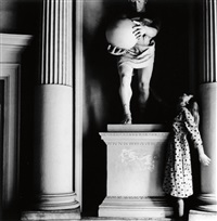 untitled, rome, italy by francesca woodman