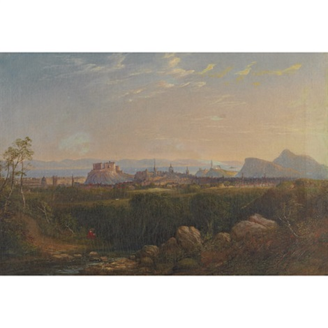 edinburgh to the south by henry g duguid