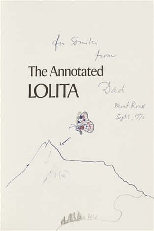 the annotated lolita bk w 1 work by vladimir nabokov