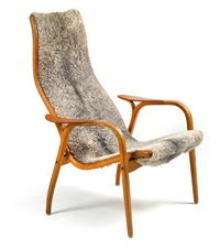 lamino armchair by yngve ekstrom