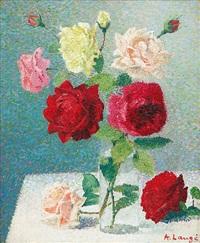 kytice růží by achille laugé