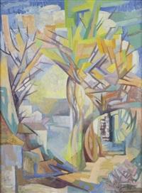 composition abstraite by andrée simon