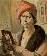 l'homme au bonnet rouge by luc lafnet