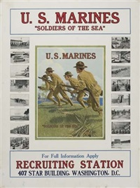 u.s. marines/soldiers of the sea by bruce moore