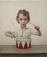 the drummer by loretta lux
