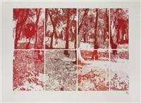 el jardín rojo by josé castro leñero