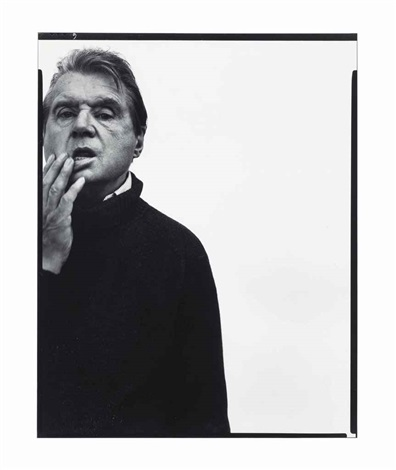 francis bacon artist paris by richard avedon
