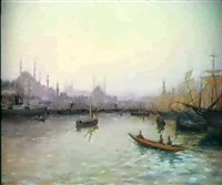 constantinople by r. anet