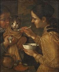 la bouillie du chat by vincenzo campi