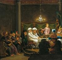 jesus und die schriftgelehr ten by friedrich giessmann