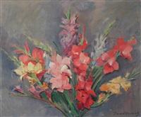 bouquet de fleurs by czeslaw zawadzinski