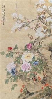 富贵图 by liu chengde