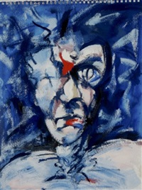 mé féin-self portrait by jo scanlon