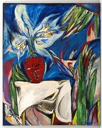 corazón florero by magali lara