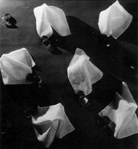 handkerchiefs and buttons by klara langer