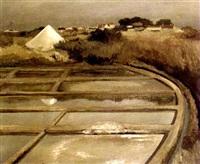 paysage breton by rene renaud