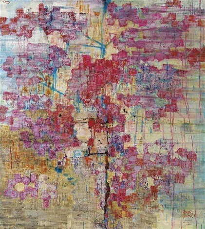 untitled from the pomegranate series by reza derakshani