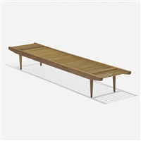 bench by milo baughman