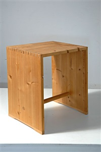 ulmer hocker by max bill, hans gugelot and paul hildinger