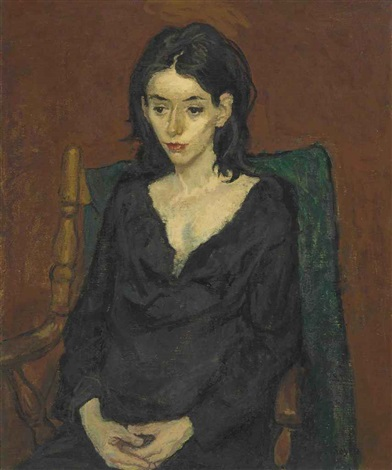 adele tefft gypsy by moses soyer