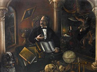 dr. rosenk in his office by american school-california (19)
