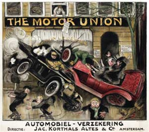 the motor union automobiel verzekering by gérardus hendrik grauss