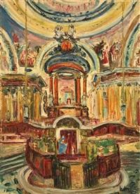 interno di chiesa by antonio ialenti
